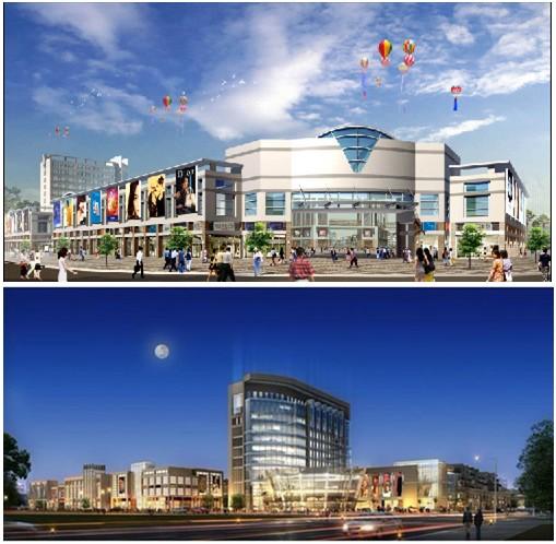 青岛国信财富发展中心